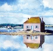 St cado (Bretagne).