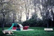 Mobilier urbain - jeux pour les enfants.