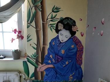 Geisha. Gino Ubaldi