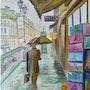 «Rain in Paris». Rosann