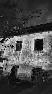 La casa de Arnaldo.