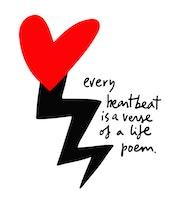 Every heartbeat. Fran Miguel Lara