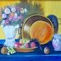 «Colorful still life». Rosann