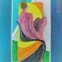 Femme sur fauteuil. Jean-Paul Verdenal