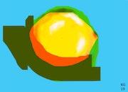 Mango lusciousness. Keith Goldie