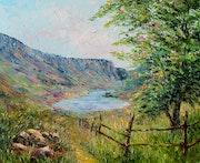 Landscape. Haykuhifineart
