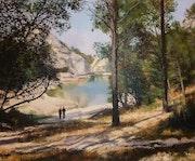Lac de St Rémy.