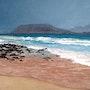 Fuerteventura - Corralejo. San Cha - Vie En Couleurs