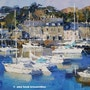 Padstow harbour. Cornwall. Alex Hook Krioutchkov