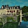 Chateau olivier. Jean-Yves Saint Lezer