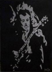 Angus Young.
