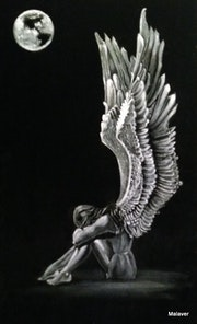 Ein Engel.