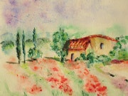 Provence. Denise Doderisse