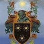 Moran Coat Of Arms. Neal Farncroft
