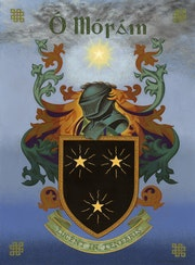 Moran Coat Of Arms.