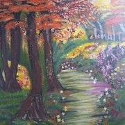 Le printemps. Ilham Balarh