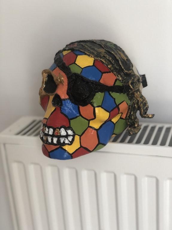 Le crâne pirate. Marcos Suárez Marcos Suarez