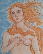 La naissance de Vénus. Sabrinaxvi