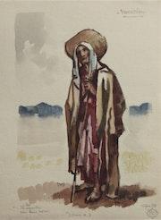 Paul (Marie). Pruvost (° 1889 +1968) : la Vocation (15/02/1957). Historien d'art, Archéologue; Chercheur Free-L.