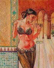 Alhambra. Etzi