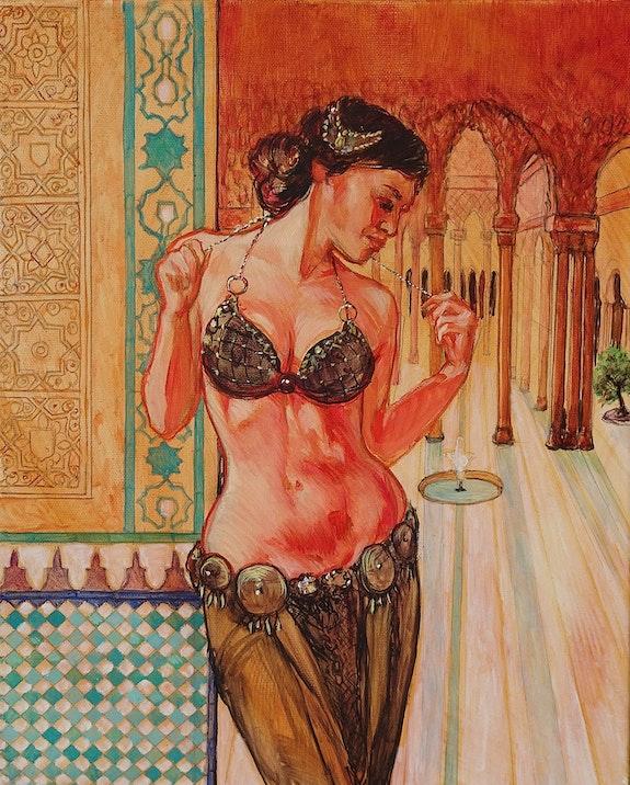 Alhambra. Etzi Etzi