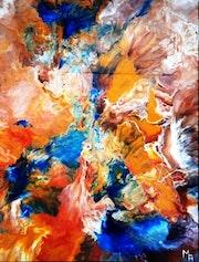 Harmonie abstraite. Alain Menard