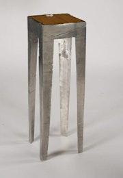 Sellette fusion d'aluminium. Pluri'arts