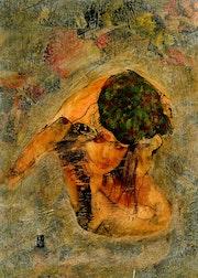 6- Homenaje a Egon Schiele.. Cris Acqua
