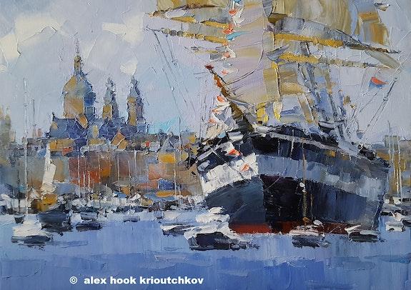 Sail Amsterdam III. Alex Hook Krioutchkov Alex Hook Krioutchkov