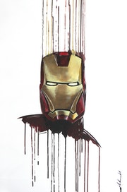 Ironman, saviour of the universe.