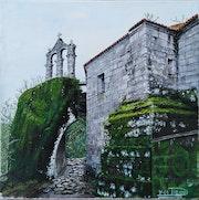 Monasterio de San Pedro de Rocas. Carpeño