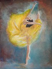 La ballerine.