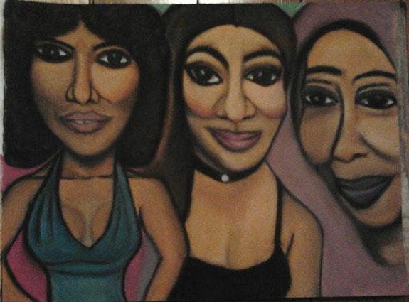 Nayanka, Josey, Aïcha (Chanteuses). Evelyne Patricia Lokrou (Evepath) Evelyne Patricia Lokrou
