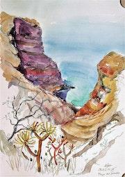 Playa del Jerado, La Palma (2005). Hajo Horstmann