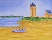 La tour Solidor.