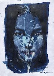 Cyanoportrait #3.