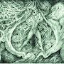 Lianes anthropophages. Daniel Courgeau