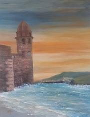 Rêve de Collioure.