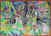 Alien en el Paraíso 2.. Ed Narrow