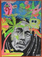 Sponge Bob Marley. Ed Narrow