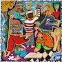 «L'Art en partage» Acrylique/toile 60x60cm. Thibo