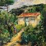 Cabanon près d'Aix en provence. Pascal Graul