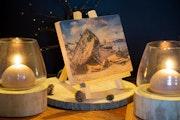 Photographie sur bois - Épaves en couleurs. Delplanque Loïc