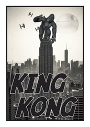 If the empire won… King Kong. Mr. B.