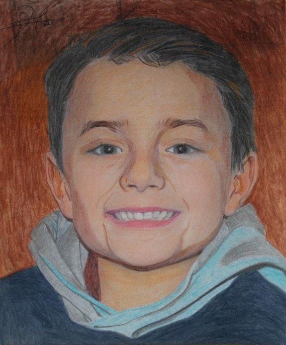 2020-04-27 Portrait de Nolan. Sylvain Dhuême Sylvain Dhuême