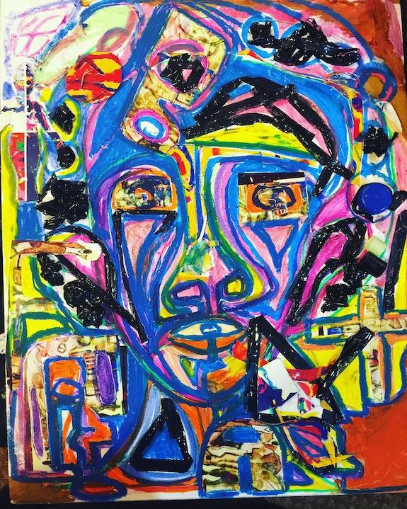 Porn head. Jonathan Jaeger Radiant Art