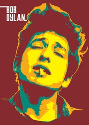 Bob Dylan. Taurungka Graphic Design
