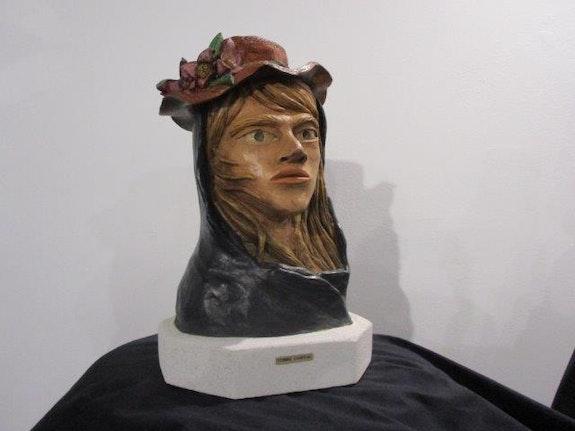 Femme chapeau. Lionel Periault Lionel Periault