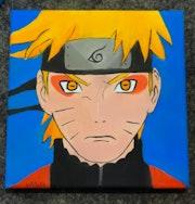 Naruto Uzumaki. Elvan Sahin