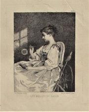 Charles Joshua. Chaplin (1825 - 1891) : Les bulles de savon.. Historien d'art, Archéologue; Chercheur Free-L.